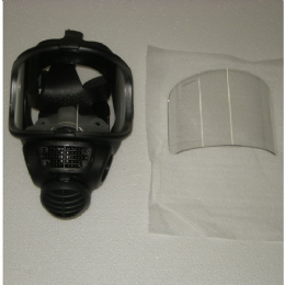 Replacement Scott Respirator Polycarbonate Visors